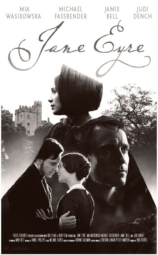 Finally! An adaptation of Jane Eyre I can watch as often, if not more than,  the A&E Pride and Prejudice. Helloooo Michael Fassbender!