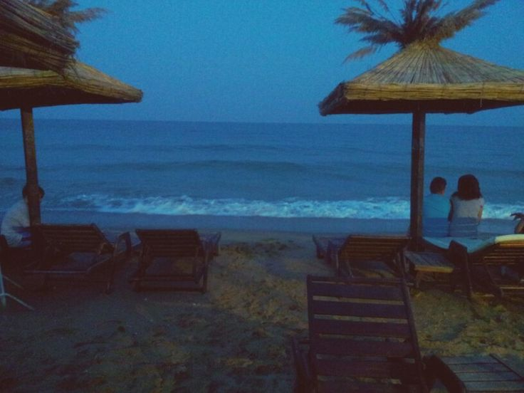 Golden sands beach @ bulgaria.