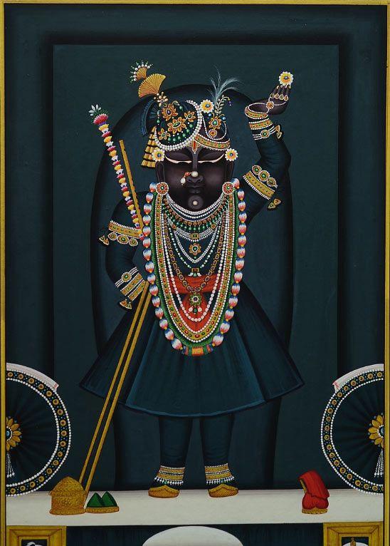 Available : Devotional world of love, Krishana and his followers~ http://shop.gaatha.com/Pichwai%20paintings%20of%20Nathdwara