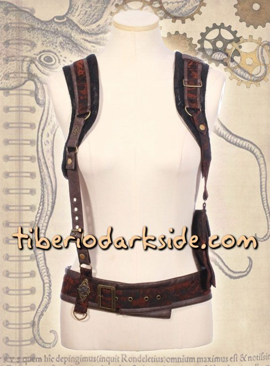 POCKET STEAMPUNK HARNESS
