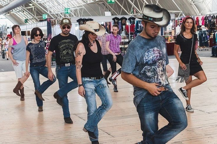 These line dance songs are guaranteed to get the crowd moving on the hardwood floor.