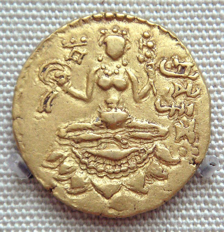 Coin of Vikramadytia Chandragupta II with the name of the king in Brahmi script 380 415 CE - Indian people - Wikipedia, the free encyclopedia