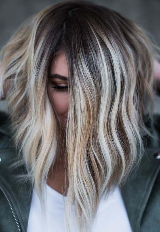 Explore here the most beautiful and stunning ideas of bronde hair colors for 2018. If you're looking for fresh, warm and subtle highlights for various hair lengths then bronde is one of the top hair colors for you to try nowadays. Dont search anymore for hair colors to sport in 2018, just wear it and enjoy your looks.