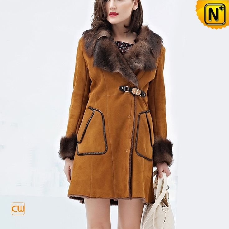 17 Best ideas about Sheepskin Coat on Pinterest | Coats, Winter ...