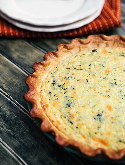 It's that time of year when those of us who garden have far more zucchini than we know how to eat.  You can't go wrong with zucchini bread and zucchini soup, but once your freezer and tummies have had their fill of the garden prodigy, what happens next?  Zucchini Basil Quiche, that'