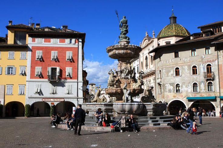 Hotel Venezia – Trento for information: Gardalake.com