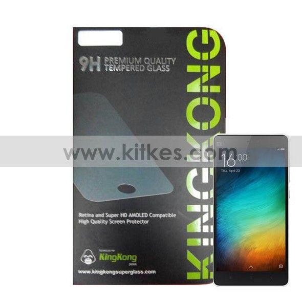 Xiaomi Mi4i Kingkong Tempered Glass - Rp 140.000 - kitkes.com