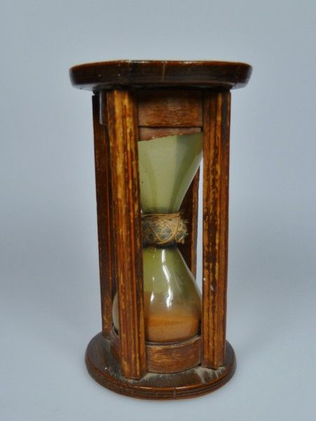 16th.Century Hourglass (1590 to 1630 Italy)