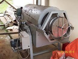 Mesin Pengering Biji dan Emping Model Putar