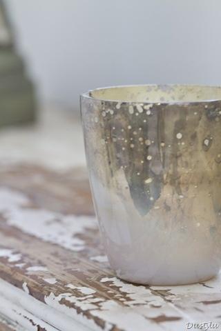 tout le verre mercurisé...
