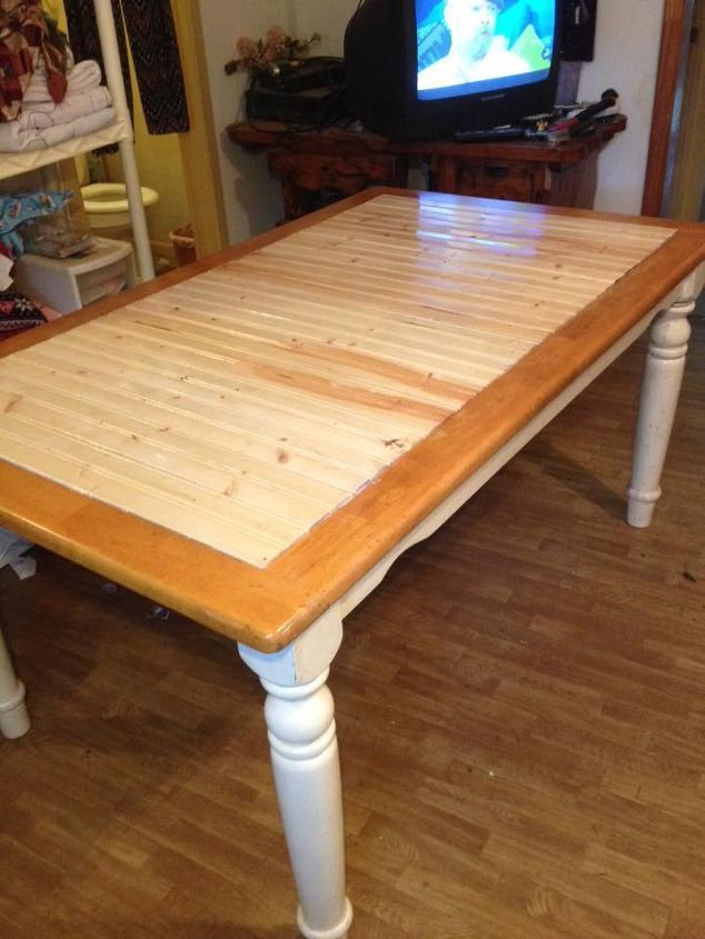 13 Gorgeous Ways To Bring Your Worn Kitchen Table Back To Life Old Kitchen Tables Table Makeover Top Kitchen Table