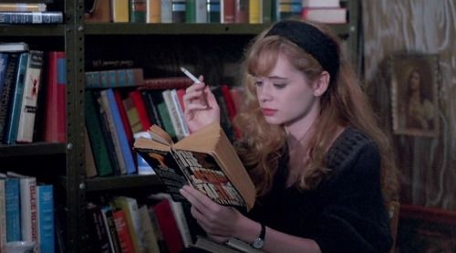 my stills the unbelievable truth Hal Hartley Adrienne Shelly ...
