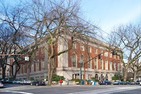 Central Library, Portland OR.  Many long and happy hours spent here!