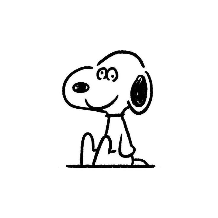 Snoopy #snoopy #peanuts #seijimatsumoto #松本誠次 #art #drawing #illustration #illustrator #イラスト #dog #スヌーピー