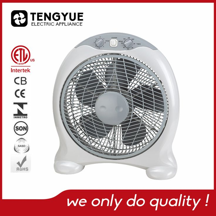 New Product cool mini fan small table fan cheap price electric box fan with good quality