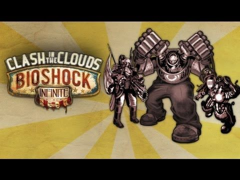 BioShock Infinite Clash in the Clouds Trailer