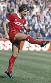 Graeme Souness Liverpool 1980