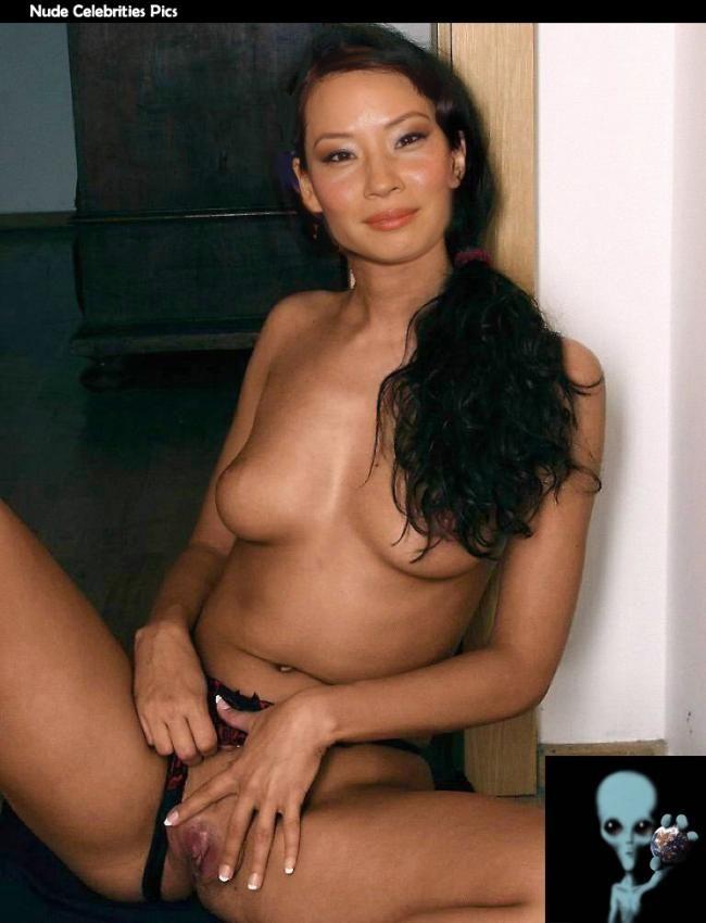 Lucy liu naked pics pretty