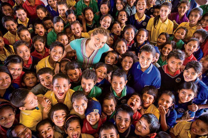 Philanthropist Maggie Doyne: What Success Looks Like Now