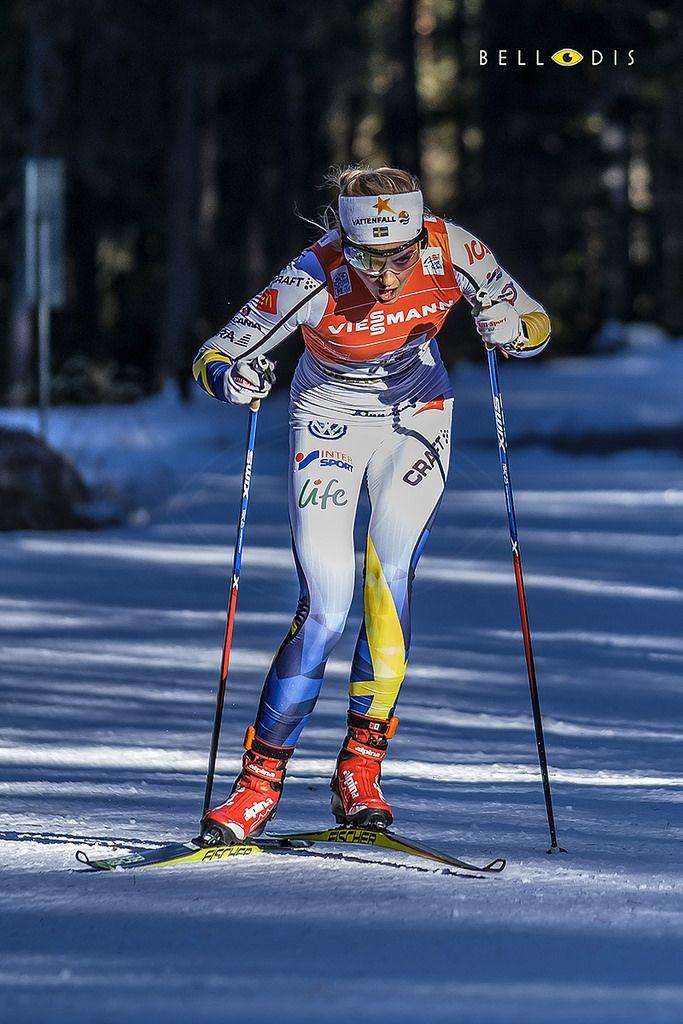 https://flic.kr/p/Qdz7A7 | 170045  Stina Nilsson, Tour de Ski stage 5 Toblach