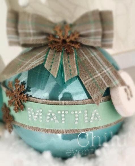 Mattia ball handmade