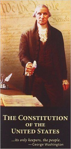 Pocket Constitution (Text from the U.S. Bicentennial Commission Edition), 2016 Amazon Most Gifted History  #Books