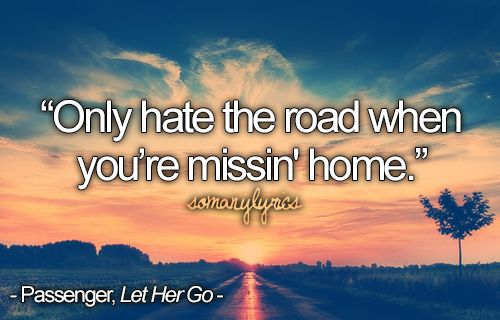 Passenger - Let Her Go