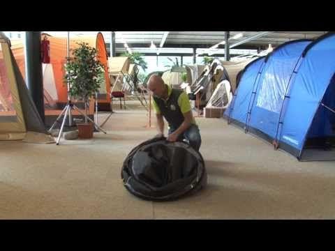 Pop up tent opvouwen (instructievideo) - Hoe moet ik een pop up tent opvouwen? - De Wit Schijndel - YouTube