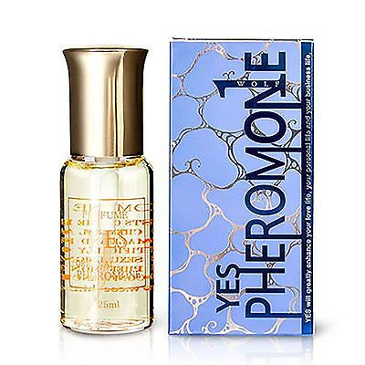 Yes Pheromone Perfume Fragrance Male for Men to Attract Women