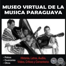 MÚSICA PARAGUAYA - POLKAS y GUARANIAS (PARA ESCUCHAR EN VIVO)