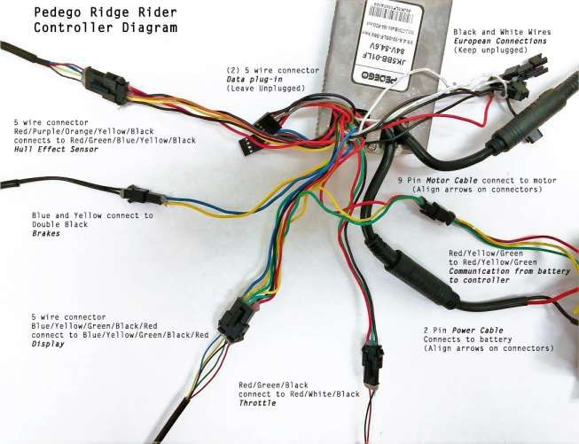 18 Electric Bicycle Controller Wiring Diagram Wiring Diagram Wiringg Net Electric Bicycle Electricity Motorcycle Wiring