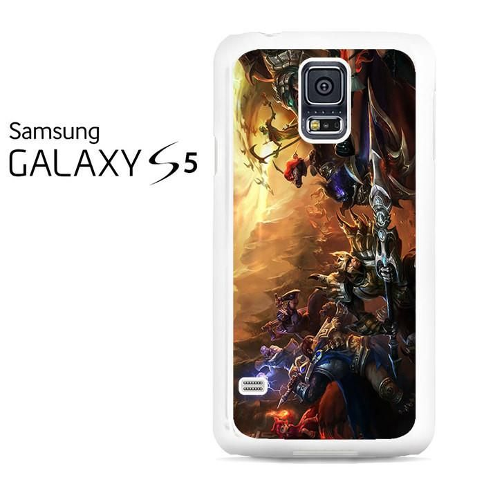 League Of Legends Lol Warcraft 3 Samsung Galaxy S5 Case