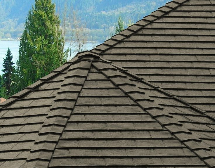 31 best images about metal shingle on pinterest for Types of shingles for roofing