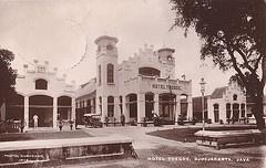 Hotel Toegoe, Djogjakarta, 1920