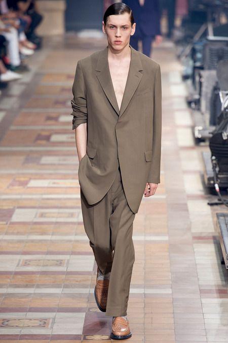 Lanvin | Spring 2014 Menswear Collection | Style.com