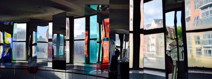 #ControlRoom Bristol looking great for #BigGreenWeek! Image: @harryhewlett21 @FCBStudios. Thnx @GeorgeFergusonx