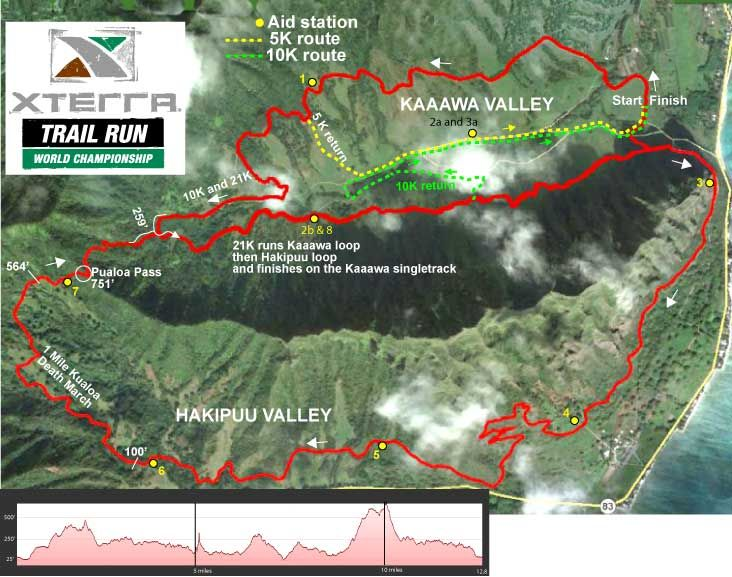 Paul Mitchell XTERRA Trail Run Worlds - XTERRA