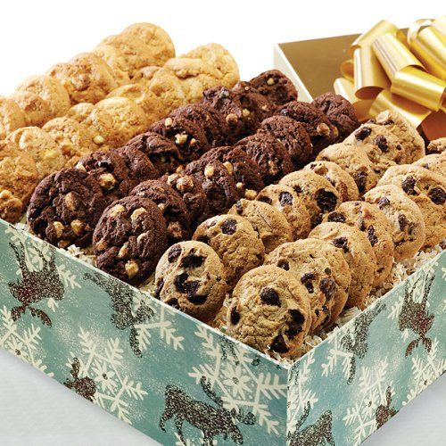 Stew Leonard's - Cookie Sampler - http://mygourmetgifts.com/stew-leonards-cookie-sampler/