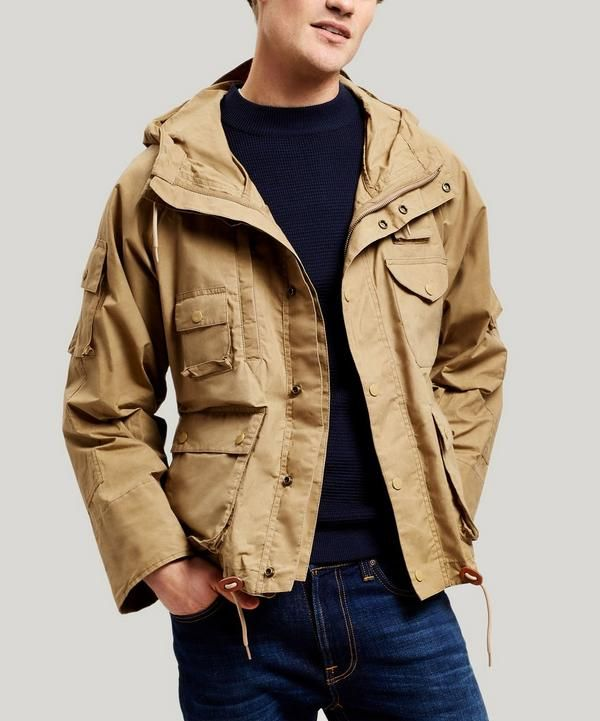 c31ae46be6b85 BARBOUR THOMPSON HOODED JACKET. #barbour #cloth | Barbour in 2019 ...