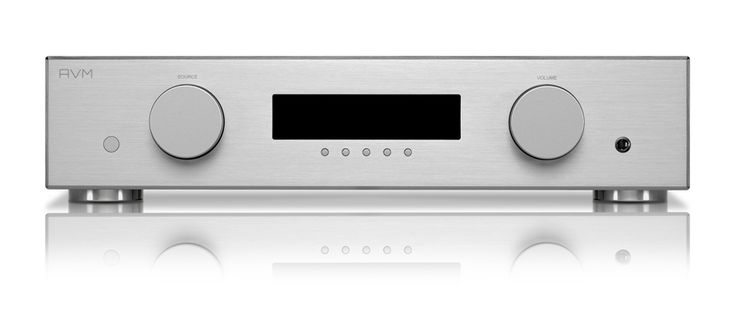 The AVM Evolution A3.2. A 2 x 175W integrated amplifier, handcrafted in Germany.