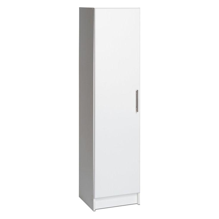 Have to have it. Elite 16 in. Single Door Broom Storage Cabinet $139.99