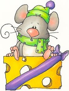 .mouse n cheese idea