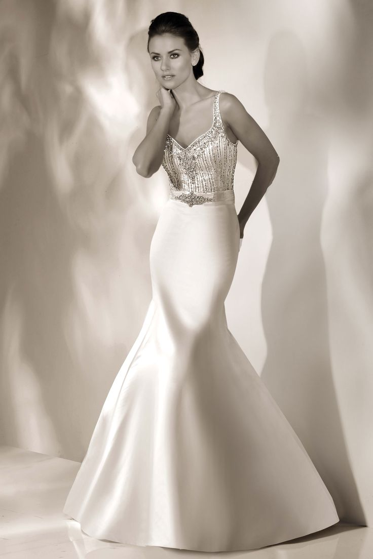 Runway-Worthy Cristiano Lucci Wedding Dresses. To see more: http://www.modwedding.com/2014/01/05/runway-worthy-cristiano-lucci-wedding-dresses/ #wedding #weddings #fashion
