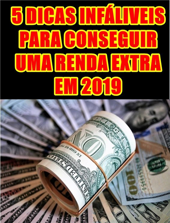 5f012d4f5 5 Dicas Infalíveis Para Conseguir Dinheiro em 2019!  dinheiro   comoganhardinheiro  comoganhadinheiro