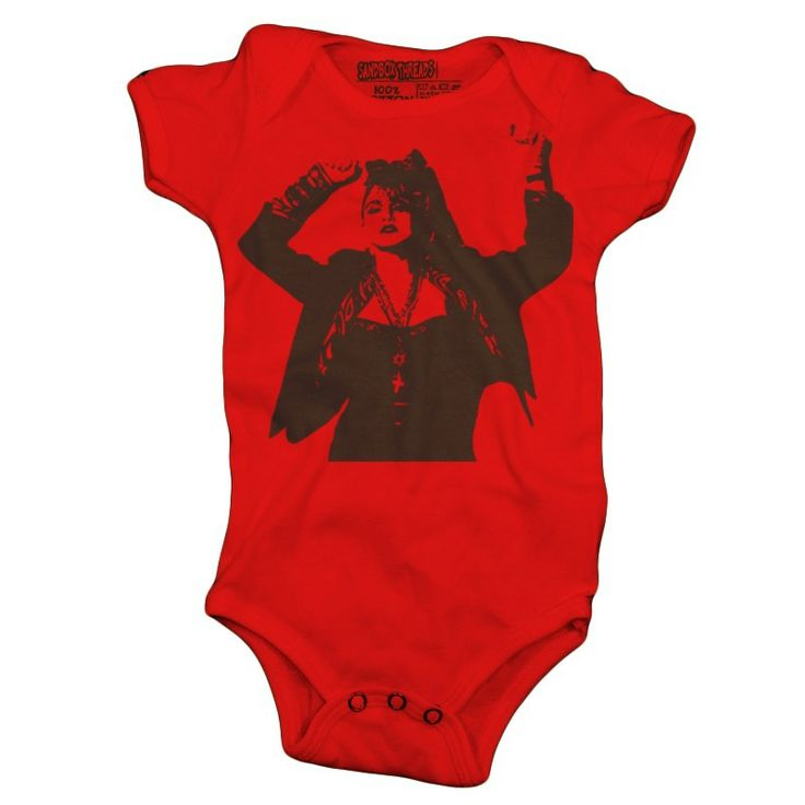 Madonna Baby One-Piece