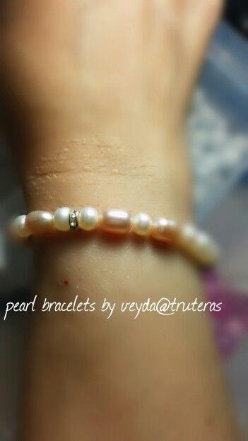 Why pearl always amazing bracelets?
