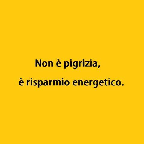 Meglio precisare. (By @anobianjulie) #tmlplanet #pigrizia #ragazzi #ragazze