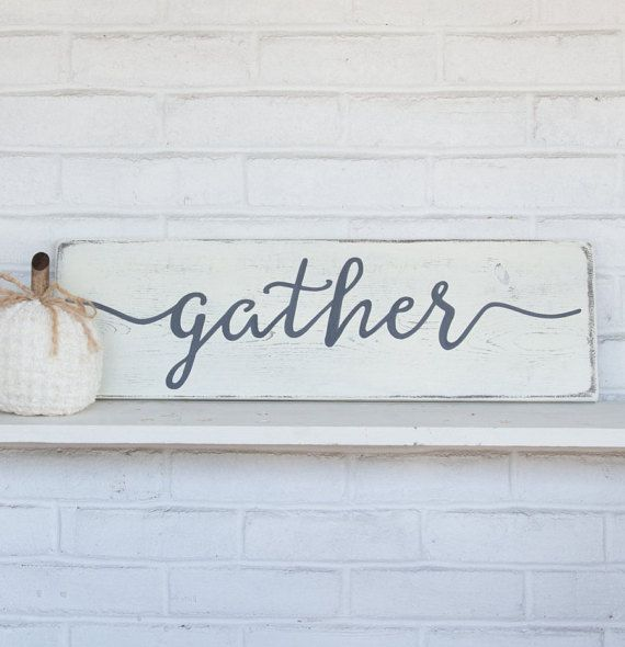 Hey, I found this really awesome Etsy listing at https://www.etsy.com/listing/474634729/autumn-wood-sign-autumn-decor-gather