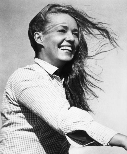 Jeanne Moreau en 1965