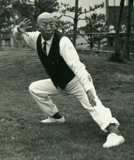 Kuo Lien Ying's Guang Ping Yang Tai Chi Form